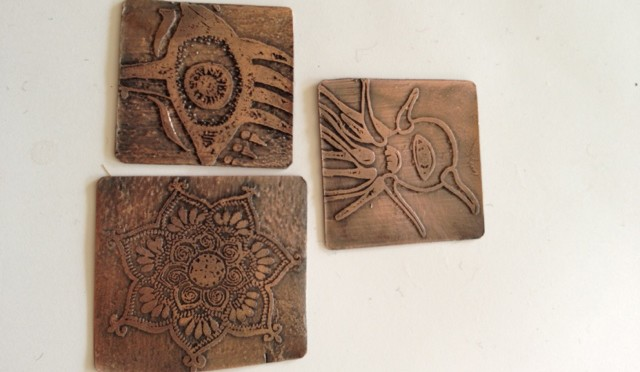 More etched metal